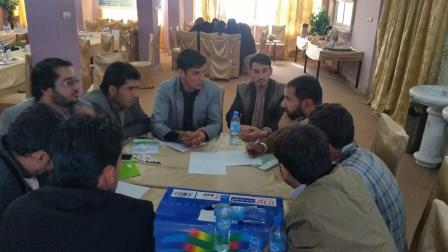 Good gov training herat